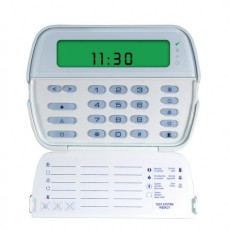 PowerSeries 64-Zone LCD Picture Icon Keypad PK5501